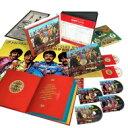 【送料無料】 Beatles ビートルズ / Sgt. Pepper's Lonely Hearts Club Band Anniversary Super Deluxe Edition (4CD+Blu-ray+DVD) 【..