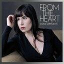 藝人名: S - 【送料無料】 Sara Bielanski / From The Heart 輸入盤 【CD】