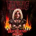 Artist Name: D - 【送料無料】 Danzig / Black Laden Crown 輸入盤 【CD】