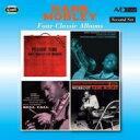 藝人名: H - Hank Mobley ハンクモブレー / Four Classic Albums 輸入盤 【CD】