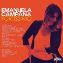 藝人名: E - Emanuela Campana / Fortissimo 輸入盤 【CD】