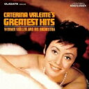 Artist Name: C - Caterina Valente カテリーナバレンテ / Caterina Valente's Greatest Hits 【CD】