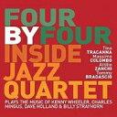 艺人名: I - 【送料無料】 Inside Jazz Quartet / Four By Four 輸入盤 【CD】