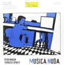 【送料無料】 Petra Magoni / Ferruccio Spinetti / Musica Nuda 【LP】