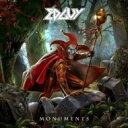 Artist Name: E - 【送料無料】 Edguy エドガイ / Monuments 【CD】