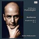 【送料無料】 Beethoven ベートーヴェン / 交響曲第5番『運命』、第6番『田園』 ヴィルヘルム・フルトヴェングラー&ベルリン・フィル..