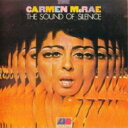 艺人名: C - Carmen Mcrae カーメンマクレエ / Sound Of Silence 【SHM-CD】