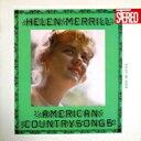 艺人名: H - Helen Merrill ヘレンメリル / American Country Songs 【SHM-CD】