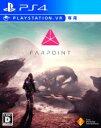 【送料無料】 Game Soft (PlayStation 4) / Farpoint(※PlaystationVR専用ソフト) 【GAME】
