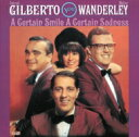 Astrud Gilberto / Walter Wanderley / Certain Smile, A Certain Sadness + 2 【SHM-CD】