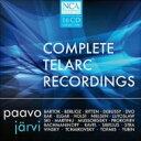 【送料無料】 ヤルヴィ パーヴォ(1962-) / パーヴォ ヤルヴィ&シンシナティ交響楽団 テラーク録音全集(16CD) 輸入盤 【CD】