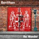 【送料無料】 Bentham / Re: Wonder 【CD】