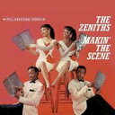 Artist Name: Z - Zeniths / Makin' The Scene 輸入盤 【CD】