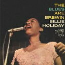 Billie Holiday ビリーホリディ / Blues Are Brewin' 【LP】