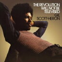 Gil Scott Heron ギルスコットヘロン / Revolution Will Not Be Televised 【LP】