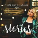 Artist Name: V - 【送料無料】 Viktorija Pilatovic / Stories 輸入盤 【CD】