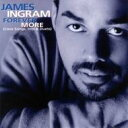 艺人名: J - James Ingram ジャームズイングラム / Forever More - Best Of 輸入盤 【CD】