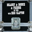【送料無料】 Delaney&Bonnie デラニー&ボニー / On Tour With Eric Clapton 輸入盤 【CD】