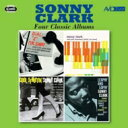 Sonny Clark ソニークラーク / Four Classic Albums 輸入盤 【CD】