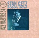 Artist Name: S - Stan Getz スタンゲッツ / Bossa Nova: Verve Jazz Masters53 輸入盤 【CD】