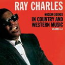 Artist Name: R - Ray Charles レイチャールズ / Modern Sounds In Country & Western Music Vols.1 & 2 輸入盤 【CD】