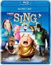 SING / シング ブルーレイ+DVDセット 【BLU-RAY DISC】