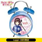 【送料無料】 「冴えない彼女の育てかた♭」オリジナルボイス入り時計(恵)【Loppi・HMV限定】 【Goods】