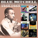 Artist Name: B - Blue Mitchell ブルーミッチェル / Complete Albums Collection: 1958-1963 (4CD) 輸入盤 【CD】
