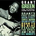 艺人名: G - Grant Green グラントグリーン / Classic Albums Collection (4CD) 輸入盤 【CD】