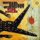 藝人名: M - Michael Brecker マイケルブレッカー / Wide Angles 【SHM-CD】