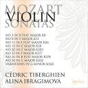 作曲家名: Ma行 - 【送料無料】 Mozart モーツァルト / ヴァイオリン・ソナタ全集第4集 アリーナ・イブラギモヴァ、セドリック・ティベルギアン(2CD) 輸入盤 【CD】