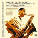 艺人名: D - 【送料無料】 Dave Pell / Complete Trend Recordings 1953-1954 (2CD) 輸入盤 【CD】