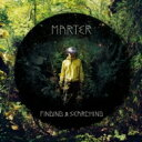 藝人名: M - MARTER / Finding & Searching 【CD】