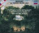 【送料無料】 Mozart モーツァルト / 『フィガロの結婚』全曲 ショルティ&ロンドン・フィル、ポップ、レイミー、他(3CD) 輸入盤 【CD】