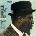 艺人名: T - Thelonious Monk セロニアスモンク / Monk's Dream 輸入盤 【CD】