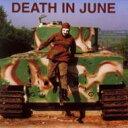 藝人名: D - Death In June / Abandon Tracks 輸入盤 【CD】