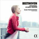 作曲家名: Ha行 - 【送料無料】 Beethoven ベートーヴェン / Piano Sonata, 21, 23, 26, : Pashchenko 輸入盤 【CD】