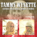 艺人名: T - Tammy Wynette / Another Lonely Song / Woman To Woman 輸入盤 【CD】