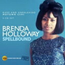 Artist Name: B - Brenda Holloway / Spellbound: Rare And Unreleased Motown Gems 輸入盤 【CD】