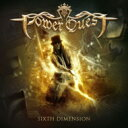 Artist Name: P - Power Quest パワークエスト / Sixth Dimension 輸入盤 【CD】