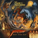 Quill / Born From Fire (2枚組アナログレコード) 【LP】