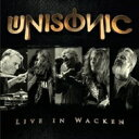 Artist Name: U - UNISONIC / Live In Wacken 輸入盤 【CD】
