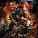 艺人名: R - 【送料無料】 Resistance / Metal Machine 輸入盤 【CD】