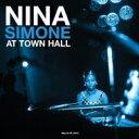 Nina Simone ニーナシモン / At Town Hall 【LP】