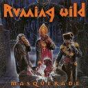 【送料無料】 Running Wild / Masquerade 【LP】