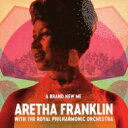 Artist Name: A - Aretha Franklin アレサフランクリン / Brand New Me: Aretha Franklin With Royal 輸入盤 【CD】