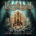 Artist Name: K - 【送料無料】 Korpiklaani コルピクラーニ / Live At Masters Of Rock (+brd) 輸入盤 【CD】