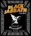【送料無料】 Black Sabbath ブラックサバス / ジ エンド〜伝説のラスト ショウ 【デラックス エディション / 完全生産限定盤】 (Blu-ray DVD 3CD 3LP Tシャツ) 【BLU-RAY DISC】