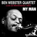 Artist Name: B - Ben Webster ベンウェブスター / My Man 【CD】