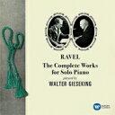 Composer: Ra Line - 【送料無料】 Ravel ラベル / ピアノ曲全集 ヴァルター・ギーゼキング(2CD) 輸入盤 【CD】